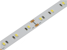 LED pásek, 14,4W, WARM WHITE, 60LED/m